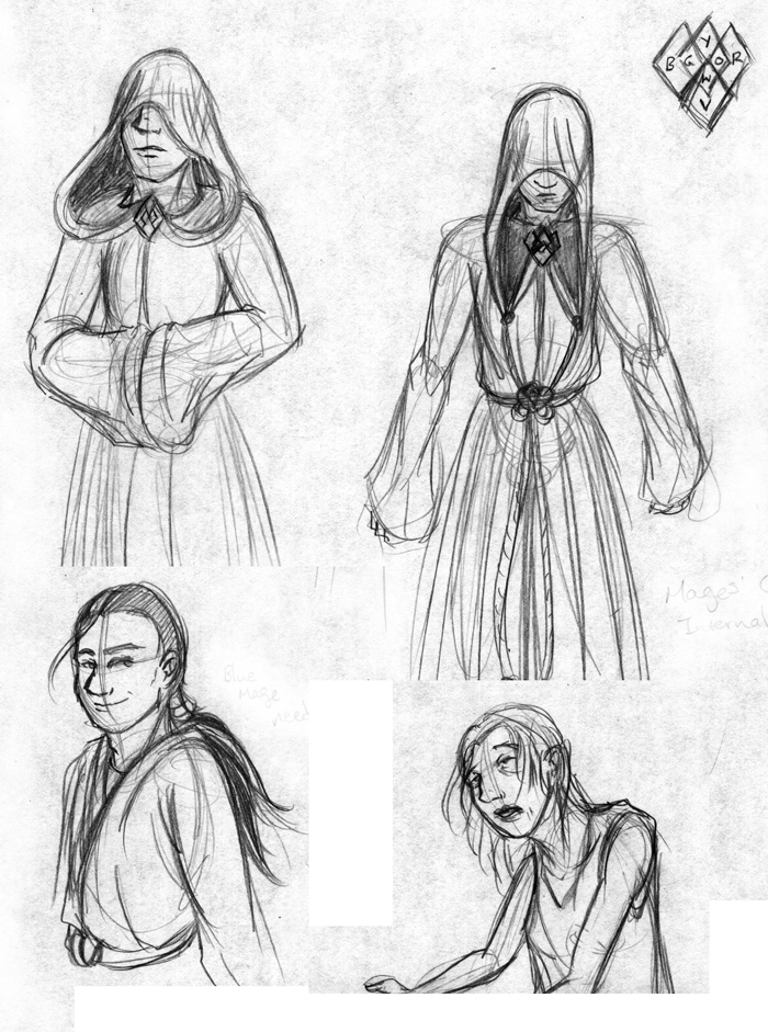 magesketches